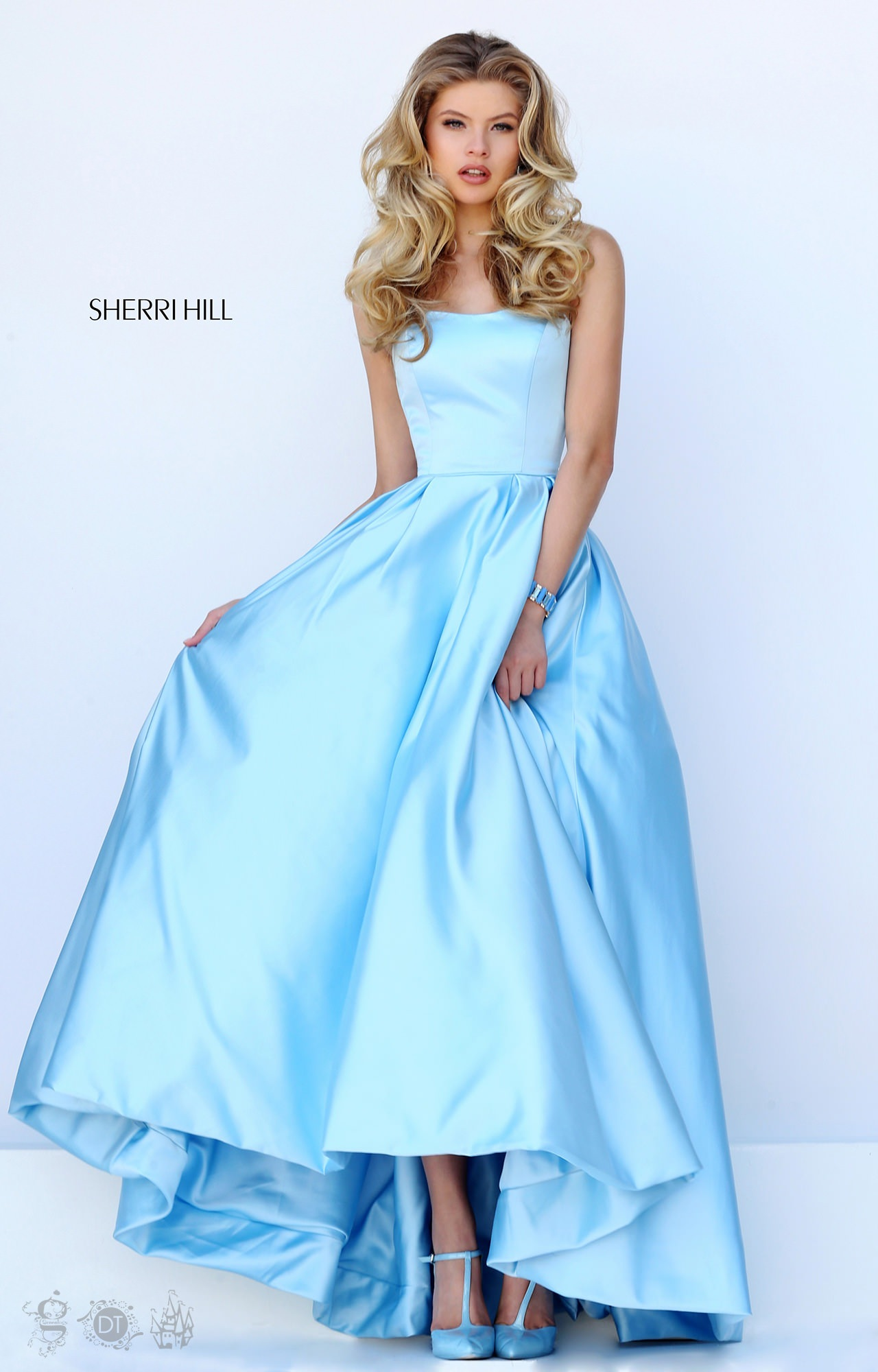 Sherri Hill 50226 - Tea Party Dress Prom Dress