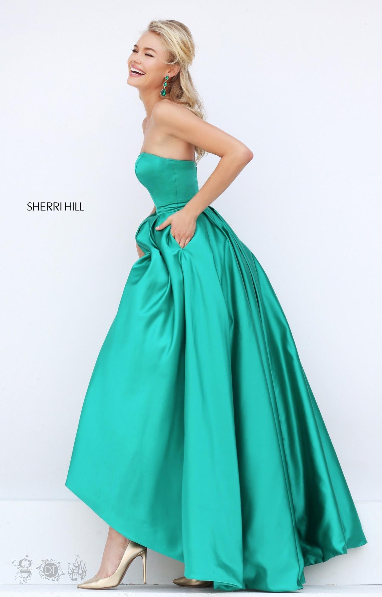Sherri Hill 50226 Tea Party Dress Prom Dress