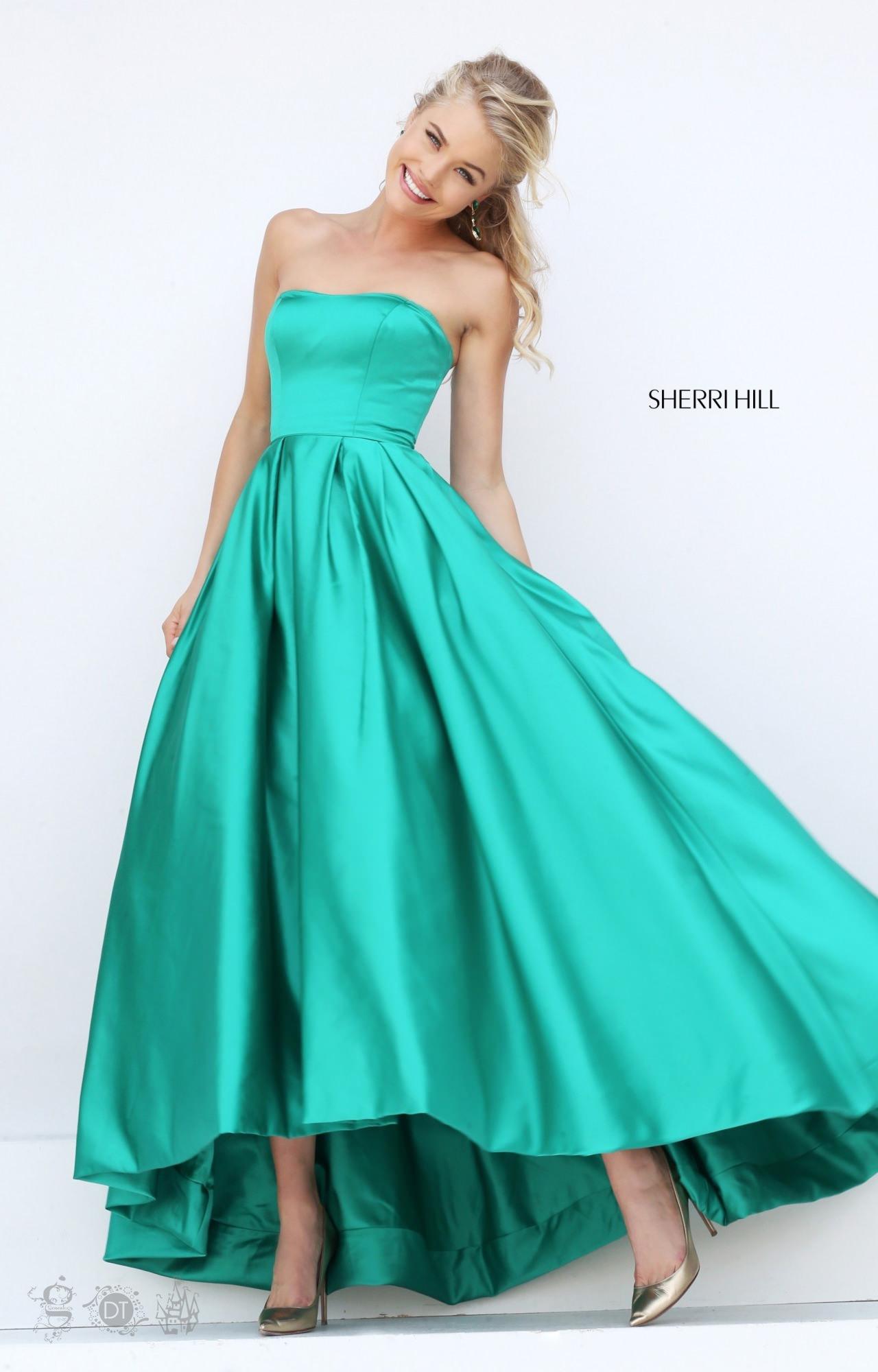 Sherri Hill 50226 - Tea Party Dress Prom Dress