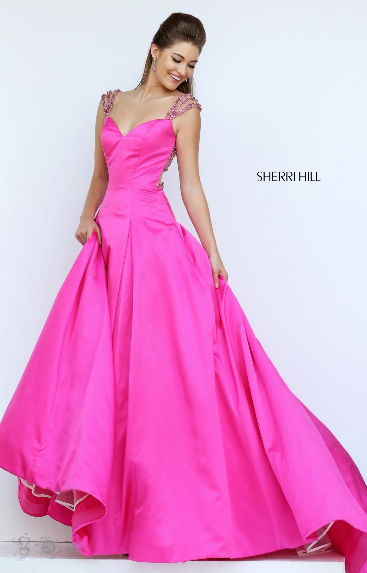 Sherri Hill 50229 Electra Gown Prom Dress