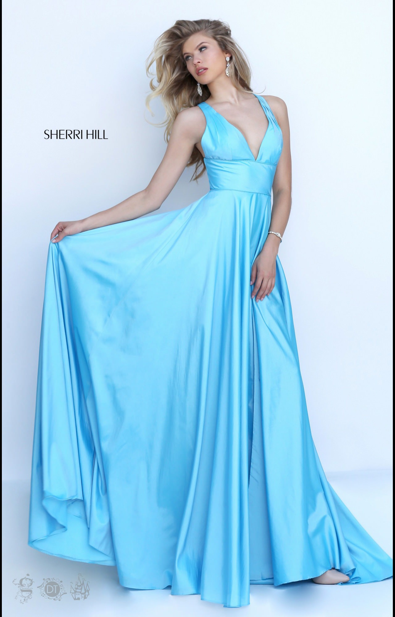 Sherri Hill 50296 - The Fly Me to the Moon Dress Prom Dress