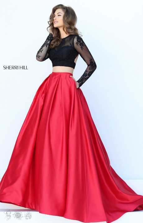 Sherri Hill 50357 Roxanne Dress Prom Dress