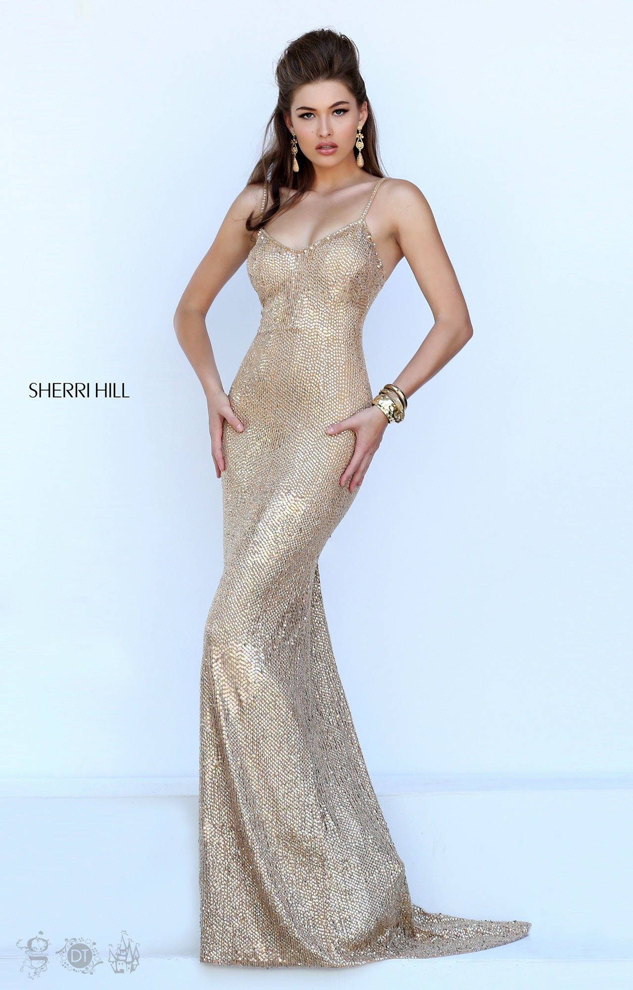 Sherri Hill 50363 Chyna Dress Prom Dress