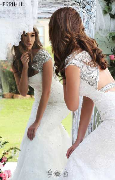 Sherri Hill 50370 Fitted picture 2