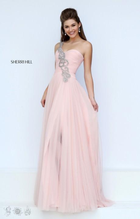 Sherri Hill 50409 - Driving Miss Daisy Dress Prom Dress