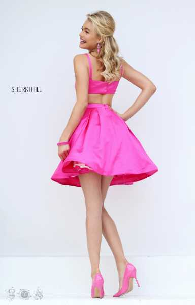 Sherri Hill 50427 High Neck picture 1