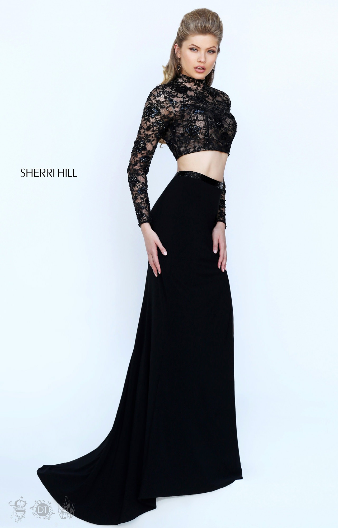 Sherri Hill 50455 Two Piece picture 2