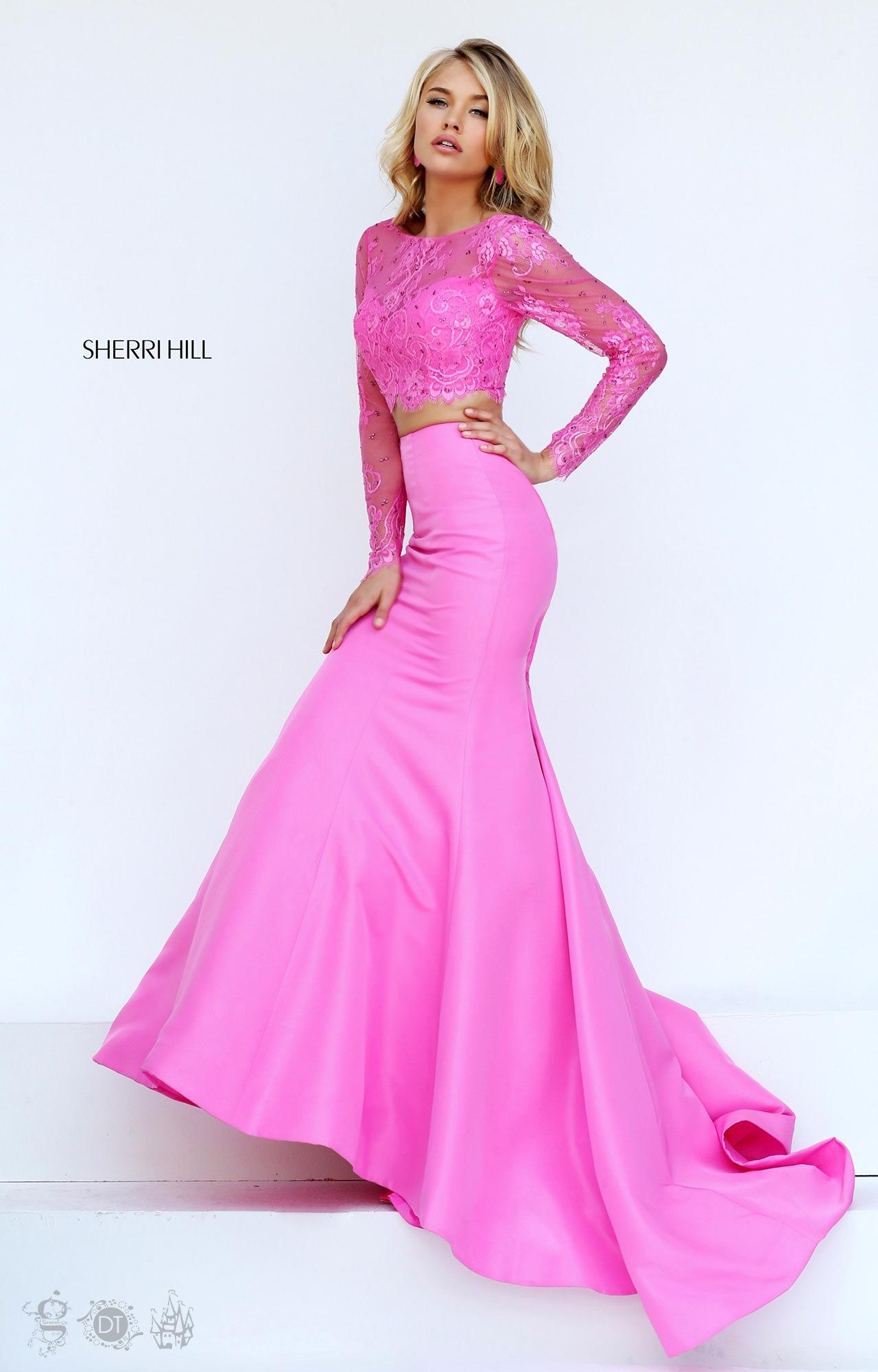 Sherri Hill 50491 - Savannah Dress Prom Dress