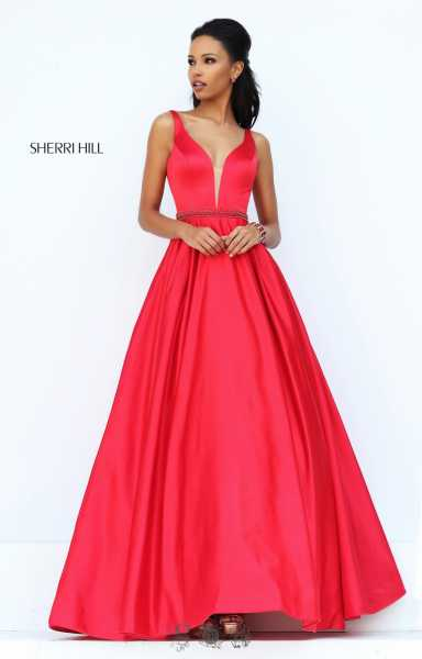 Sherri Hill 50496 Long picture 3