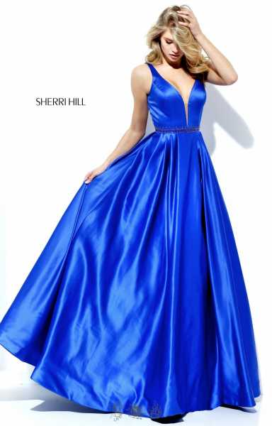 Sherri Hill 50496  picture 5