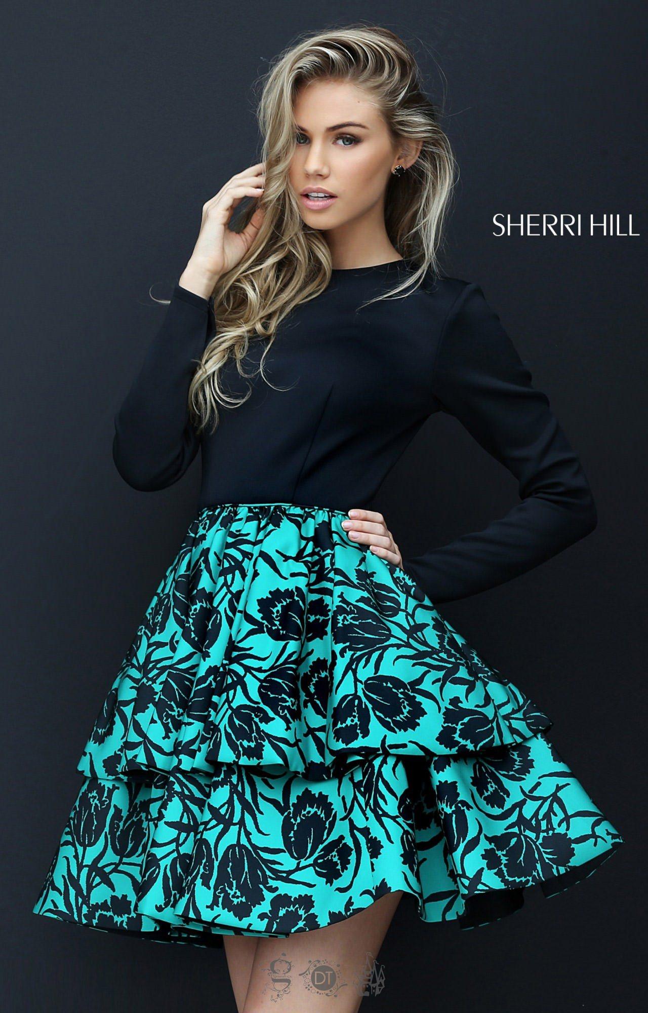Sherri Hill 50559