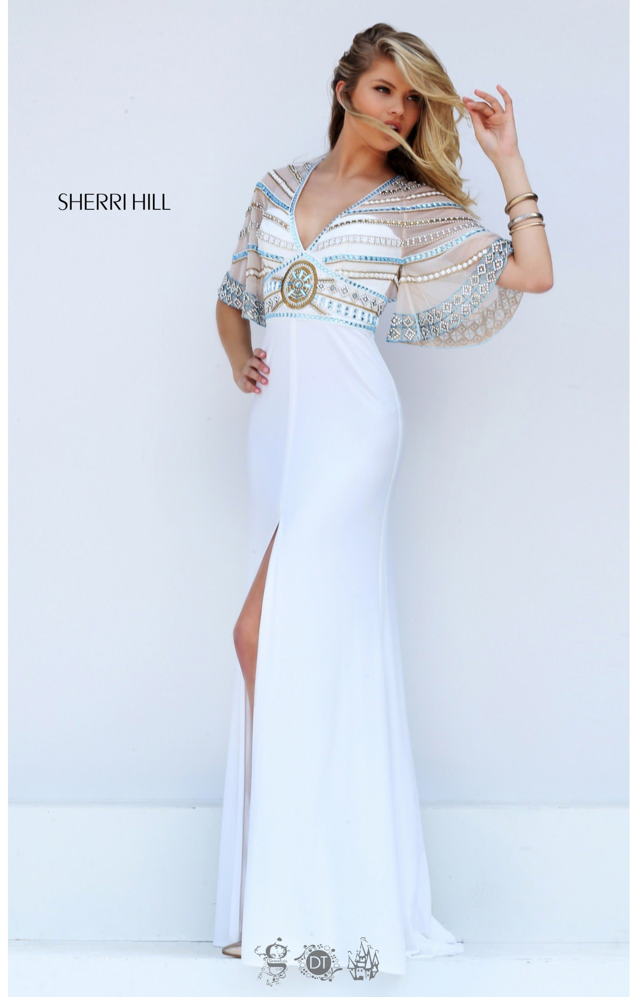 Sherri Hill 50591 picture 4