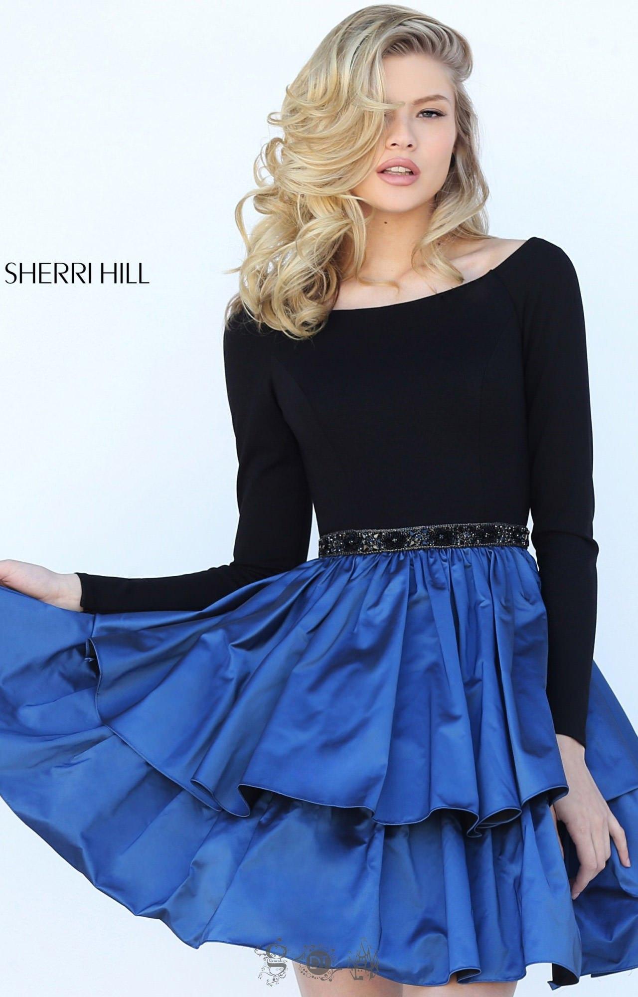 Sherri Hill 50641