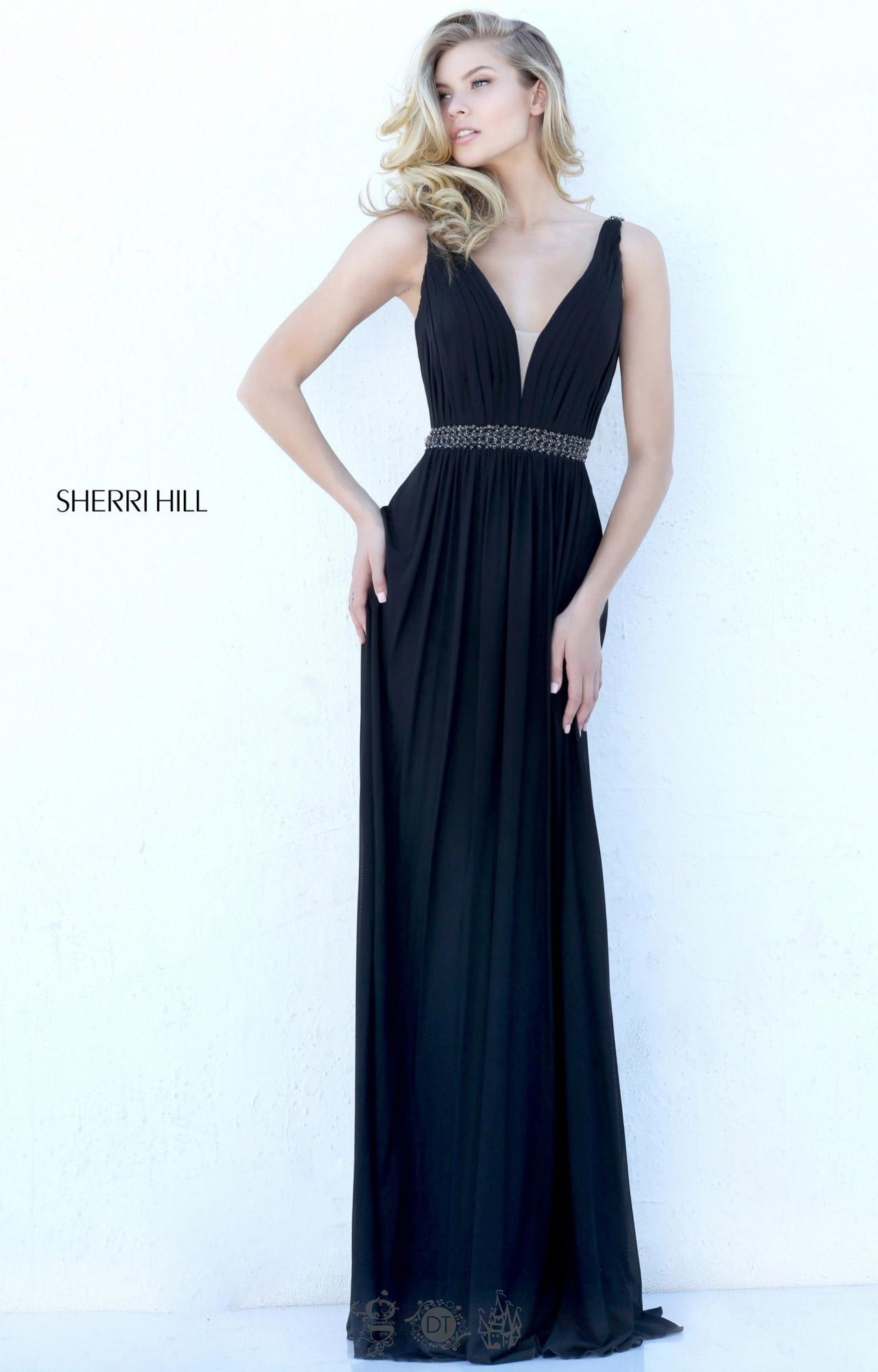 Sherri Hill 50760 With Straps picture 1