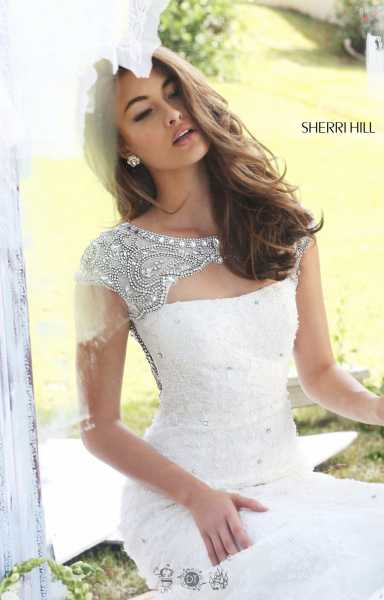 Sherri Hill 50370 Long picture 3