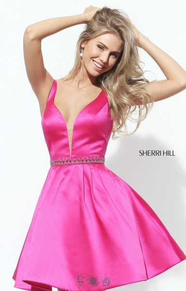 Sherri Hill 50495 Short picture 3