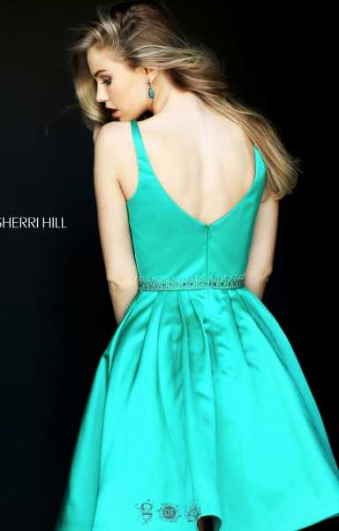 Sherri Hill 50495 Has Straps picture 1