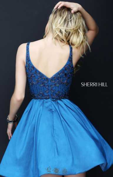Sherri Hill 50536 Has Straps picture 1