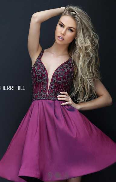 Sherri Hill 50536  picture 2