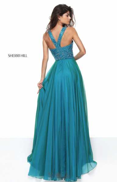 Sherri Hill 50615 Has Straps picture 1
