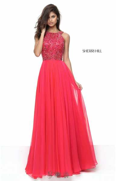 Sherri Hill 50615 Plus Size picture 2