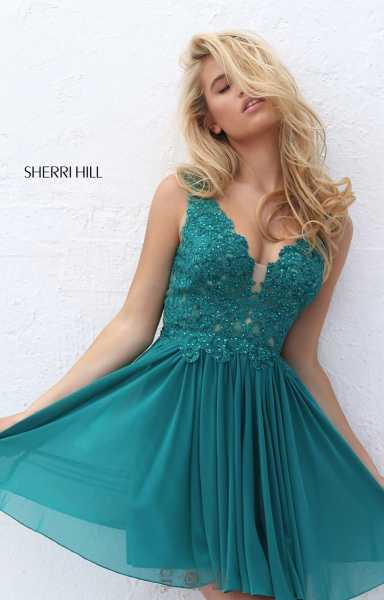 Sherri Hill 50756 Short picture 3
