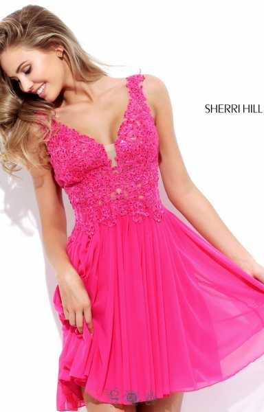 Sherri Hill 50756  picture 5