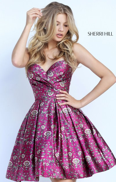 Sherri Hill 50795