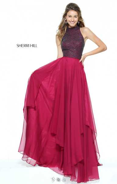 Sherri Hill 50808 Long picture 3
