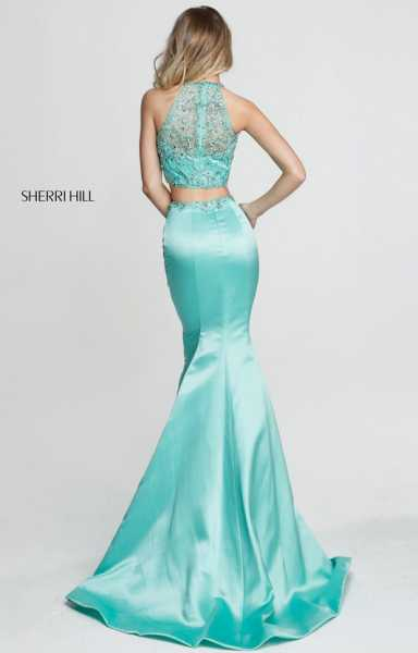 Sherri Hill 50810 High Neck picture 1