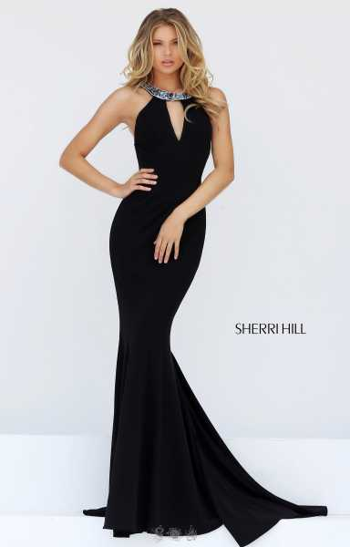 Sherri Hill 50835 Fitted and Mermaid picture 2