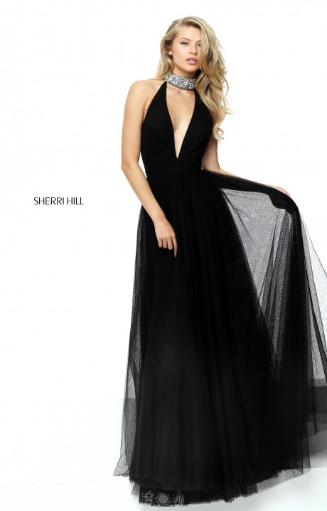 Long Sleeve Plus Size Prom Dresses