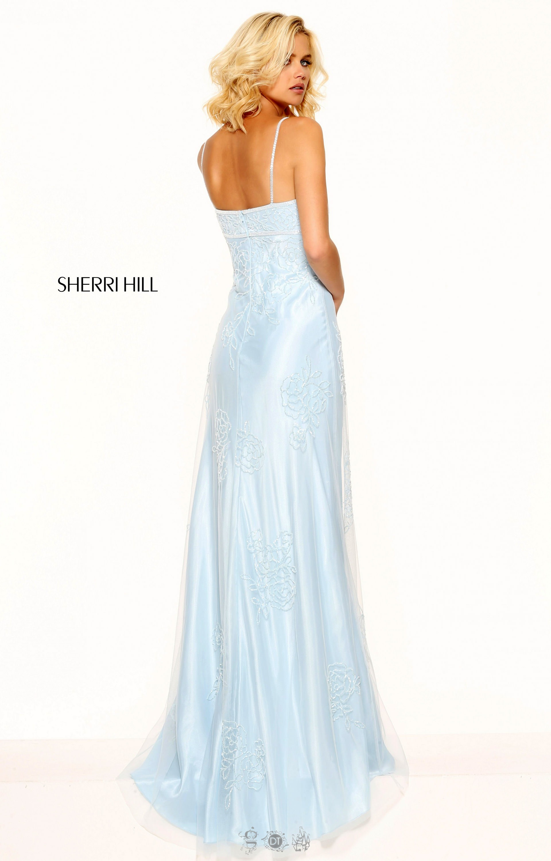 Sherri Hill 50862 With Straps picture 1