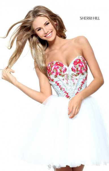 Sherri Hill 50983  picture 2
