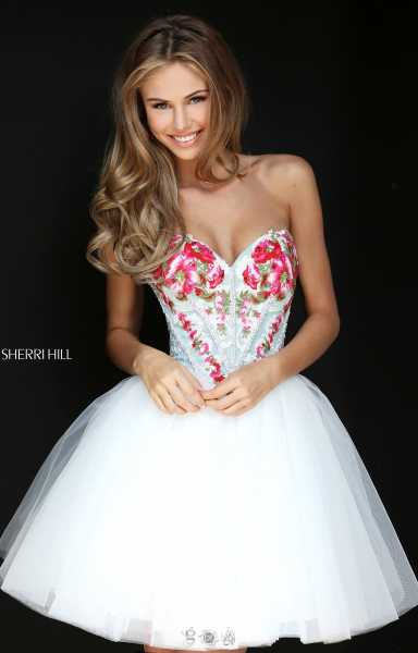Sherri Hill 50983 Short picture 3