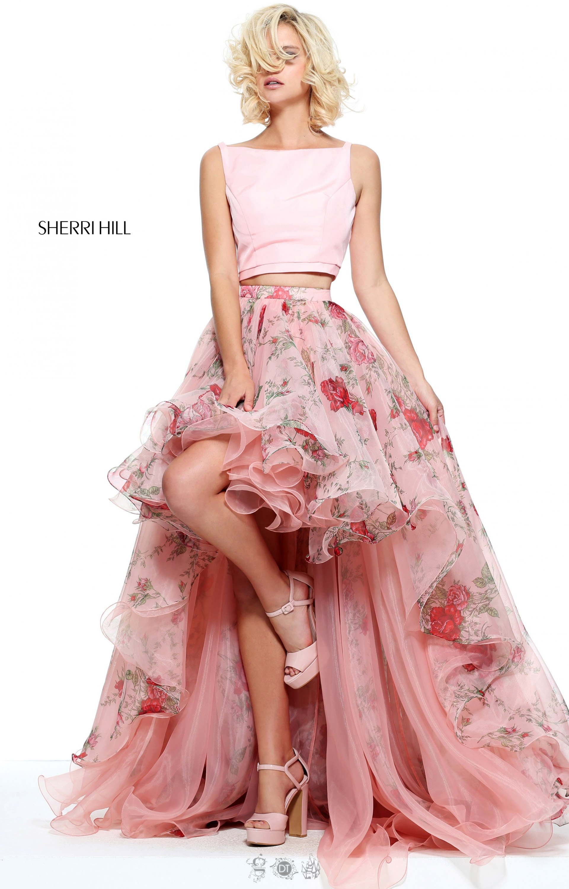 Sherri Hill 51098 High-Low picture 3