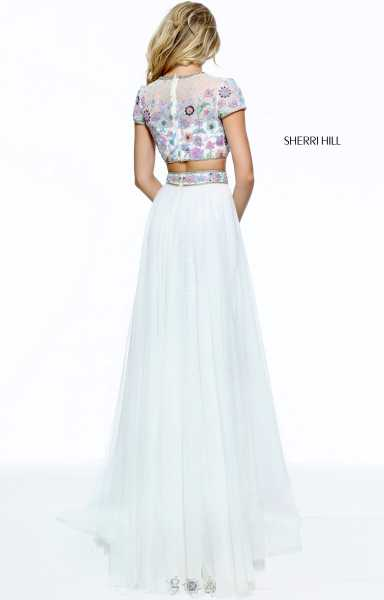 Sherri Hill 51152 High Neck picture 1