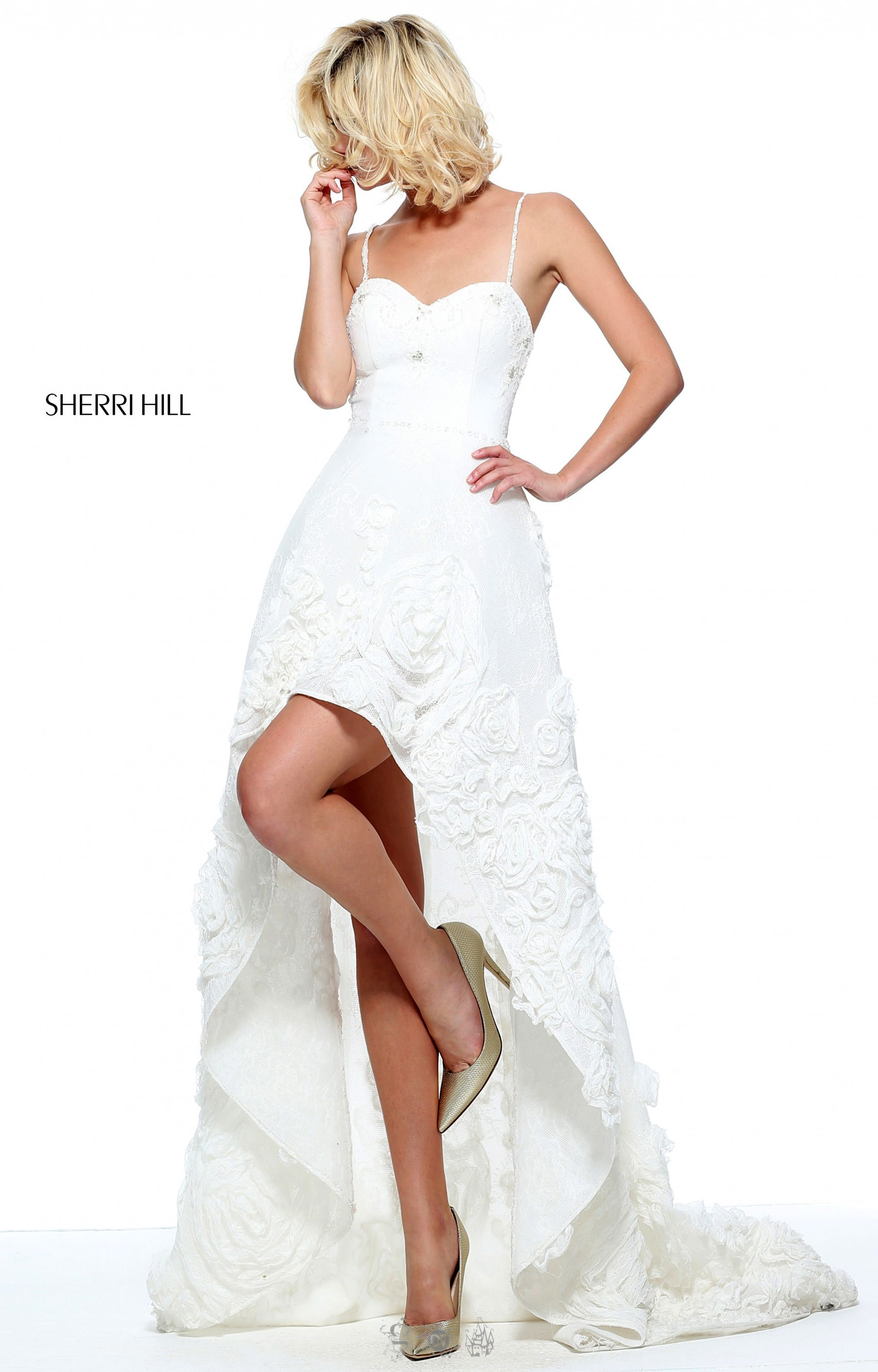 high low spring dresses - photo #35