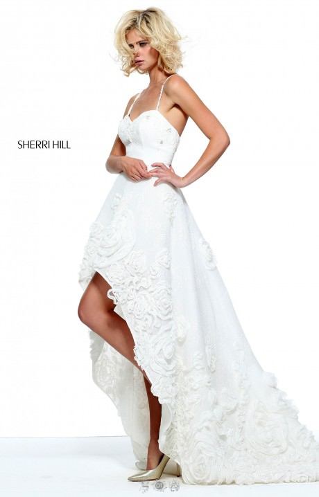 high low spring dresses - photo #31