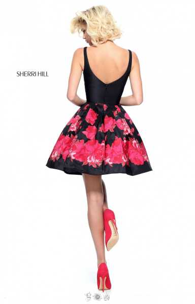 Sherri Hill 51180 Has Straps picture 1