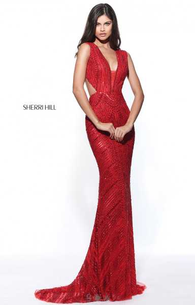 Sherri Hill 51245 Fitted picture 2