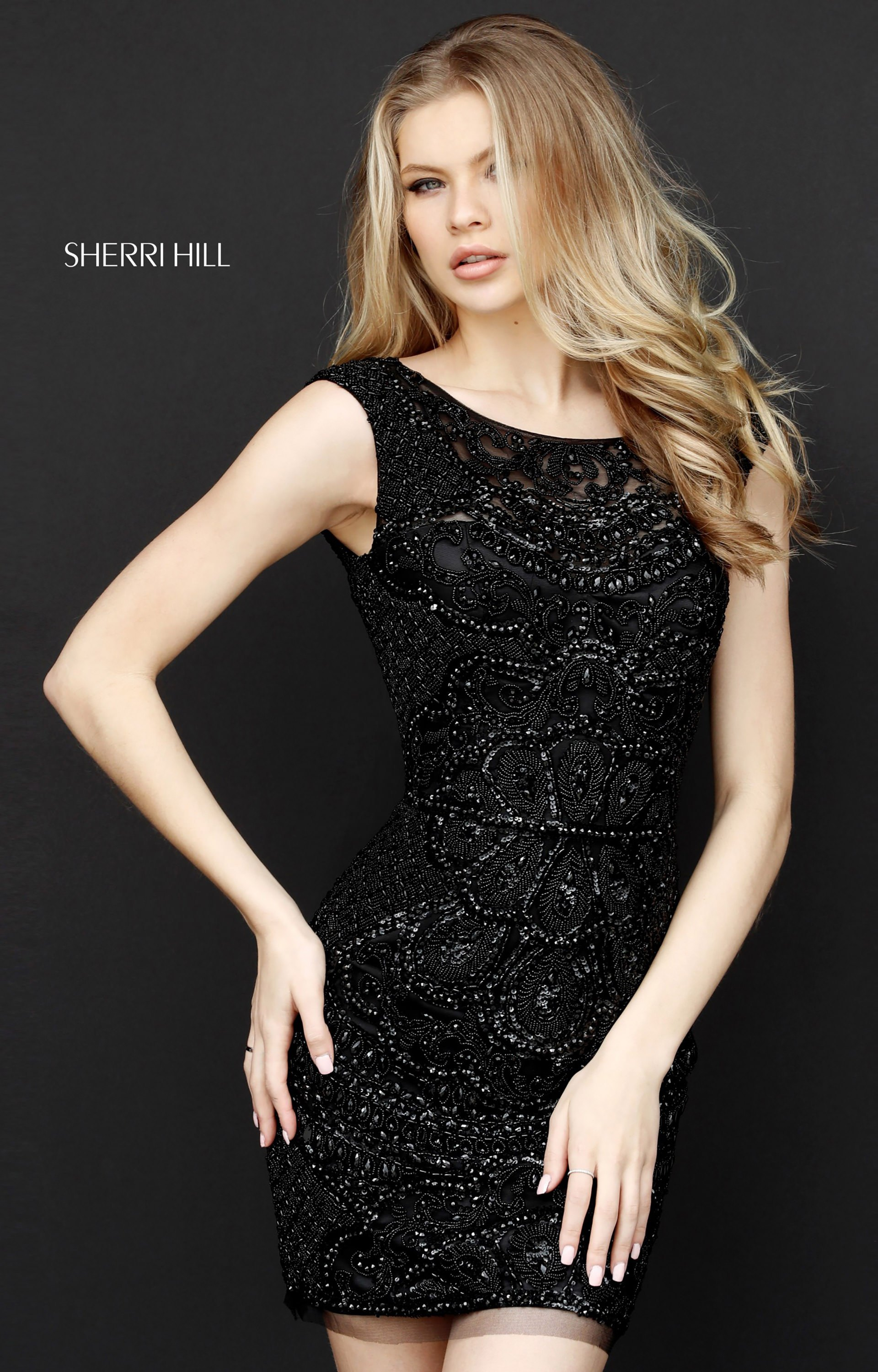 Sherri Hill 51286 Fitted picture 2