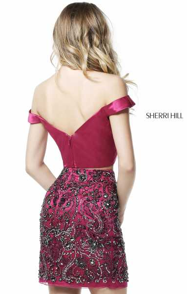 Sherri Hill 51367 Fitted and Two Piece picture 2