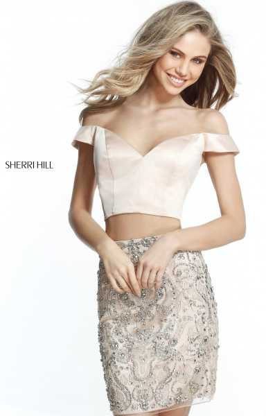 Sherri Hill 51367 Short picture 3