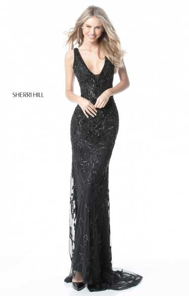 Sherri Hill 51473 Fitted picture 2