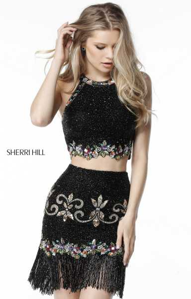 Sherri Hill 51476 Short picture 3