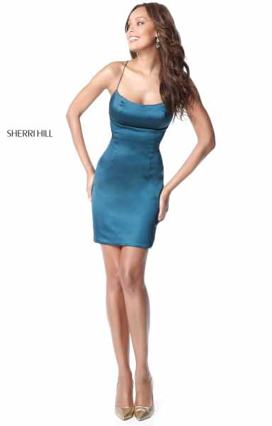 Sherri Hill 51500 Short picture 3