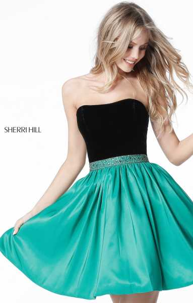 Sherri Hill 51510  picture 6