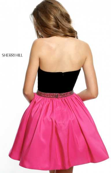 Sherri Hill 51510 Short picture 3