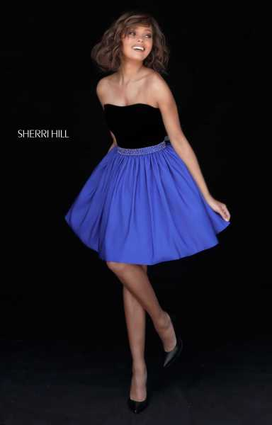 Sherri Hill 51510  picture 4